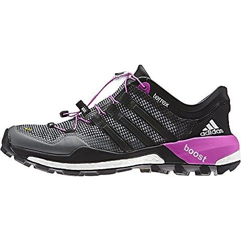 adidas Outdoor Women's Terrex Boost Black Sneaker 11