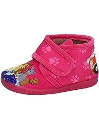 Zapatos fucsia Patrulla Canina Vulca Bicha infantiles