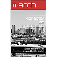 conector de microfono: wrote designed and inspired by the arch's