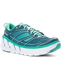 HOKA ONE ONE CONQUEST 2 VERTE Chaussures de running femme