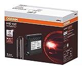 #10: Osram DHB3 Xenon 6000K Eco HID Conversation Headlight Bulb Kit (12V, 35W)