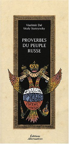 Proverbes du peuple russe