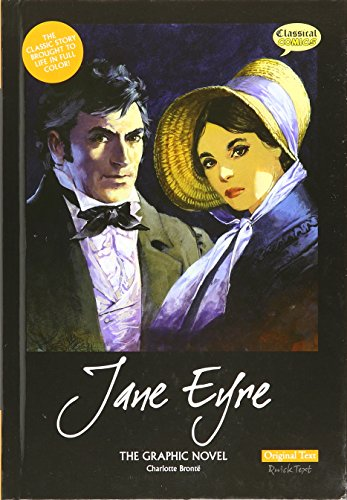 Jane Eyre the Graphic Novel: Original Text (Classical Comics)