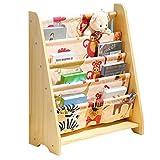 Libreria Scaffale per Bambini Homewares Lagre Giocattolo per Bambini Scaffale per Libri Espositore per Espositori Espositori, unità di Scaffali per Mobili Antichi