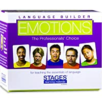 This 80-Card set helps students identify and discuss feelings and emotions. The set features a range of actors from 1 to 70 years old, and from a variety of ethnic and cultural backgrounds.