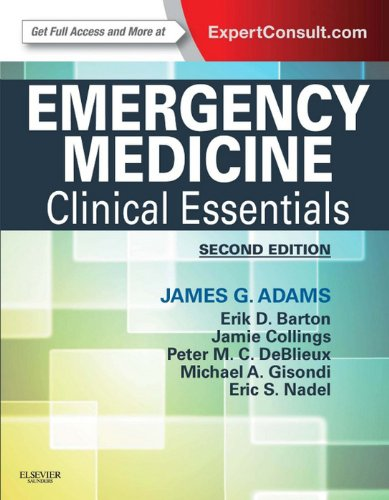 Emergency Medicine E-Book: Clinical Essentials (Expert Consult -- Online) (English Edition)
