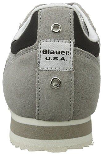 Blauer USA Bowling, Basses Femme Gris