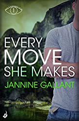 Every Move She Makes: Who's Watching Now 1 (A novel of thrilling suspense) (English Edition)