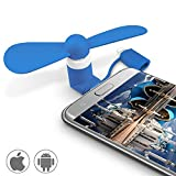Best Iphone Portable 6 caricabatterie - Ventilatore portatile 2 in 1 Ubegood a due Review
