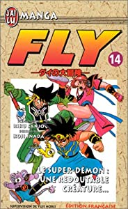 Dragon Quest - La Quête de Daï - Fly Edition simple Tome 14