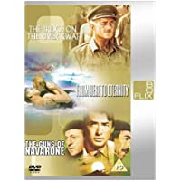 Bridge On The River Kwai, The / The Guns Of Navarone / From Here To Eternity
