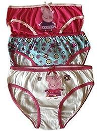 peppa pig culotte fille multicolore rose