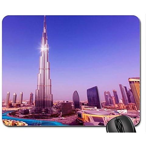 world tallest tower burj khalifa in dubai