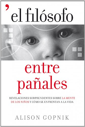 Portada del libro El filósofo entre pañales (De Hoy)