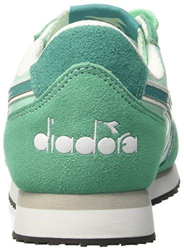 Diadora K-Run W, Sneaker Bas du Cou Femme, Gris Vert (Verde Opale/verde Columbia)