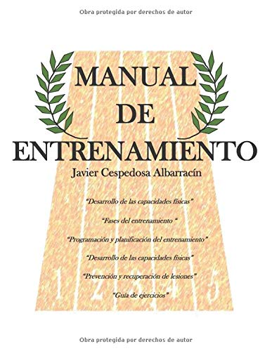 Manual de entrenamiento por Javier Cespedosa Albarracín