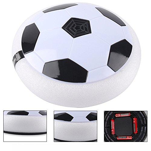 dgxs plaque de suspension de football de force aérienne, jouets de skateboard en disques intérieurs et extérieurs, suspensions aériennes bulles de bulles de soccer et lumières LED
