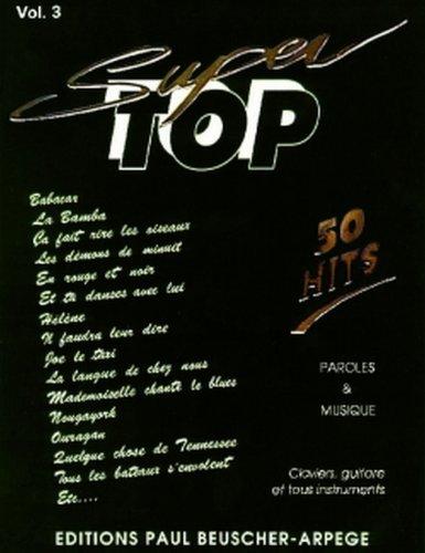 Partition : Super top, numero 3
