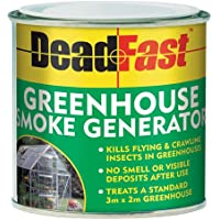 Deadfast Greenhouse Smoke Fumigator
