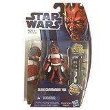 Clone Commander Fox in Phase II Armor CW18 - Star Wars The Clone Wars von Hasbro