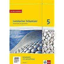 Lambacher Schweizer - Ausgabe für Hessen / Arbeitsheft mit Lösungsheft und Lernsoftware 5. Schuljahr