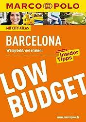 MARCO POLO Reiseführer Low Budget Barcelona (MARCO POLO Low Budget)