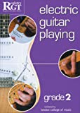 Electric Guitar Playing, Grade 2