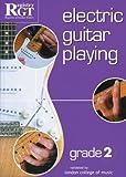 Electric Guitar Playing, Grade 2