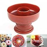 Zhjz ciambelle donut Maker cutter forma fondente torta di pane dolci da forno Mold Tool DIY