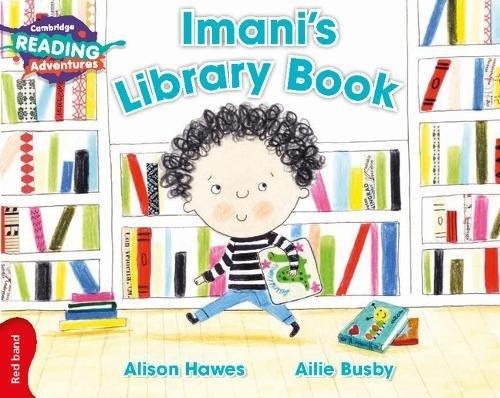 Imani's library book