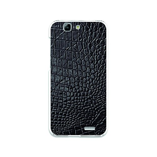 Custodia Cover Silicone Flessibile in Gel TPU Huawei Ascend G7