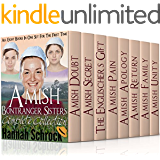 Amish Bontrager Sisters Complete Collection (Eight books in one box set for the first time)