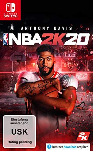 NBA 2K20 - Standard Edition - Nintendo Switch [Edizione: Germania]