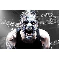 Jeff Hardy unterzeichnet Foto Print–großartige Qualität–30,5x 20,3cm (A4)