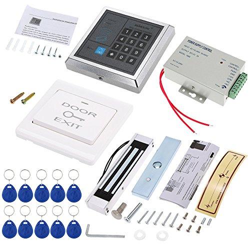 KKmoon Kit Sistema Control Acceso Controlador Contraseña