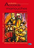Boustani Lou Les Accords Manouches Guitar Book French-