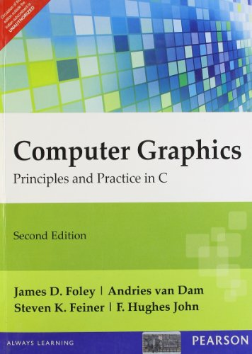 COMPUTER GRAPHICS PRINCIPLES AND PRACTICE IN C
