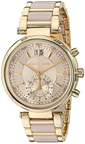 Michael Kors Sawyer Damen-Chronograph MK6360