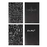Vier Grund-und Sekundarschule Notebook horizontale Linie Dieses 16k kreative einfache Notepad Tagebuch Journal Buch