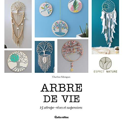 Arbres de vie : Suspensions et attrape-rêves par Charline Fabregues