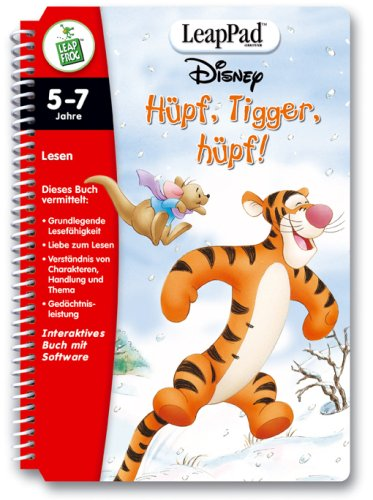 LeapFrog 41287025 - LeapPad-Bibliothek: Hüpf, Tigger, hüpf!