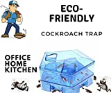 #6: FreshDcart Eco Friendly Cockroach Killer Trap Home Organic Pest Control Products for Cockroaches in Home Office Kitchen Cars