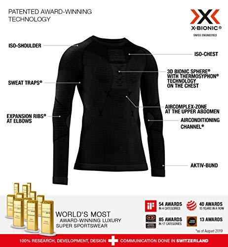 X-Bionic Apani 4.0 Merino Shirt Round Neck Long Sleeves
