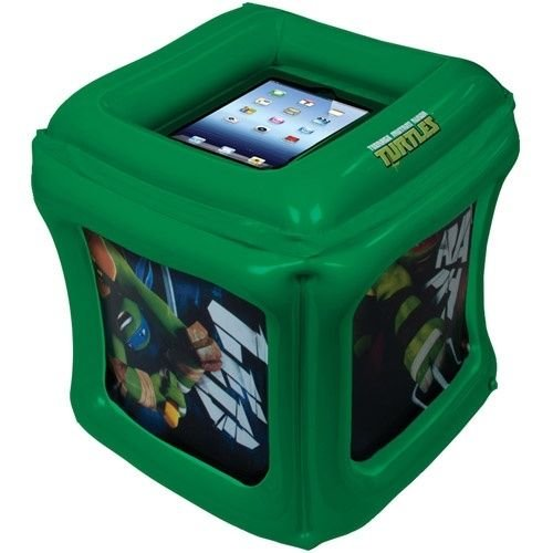 CTA Digital nictic Ninja Turtles Sitzsack inchable für iPad mit ()
