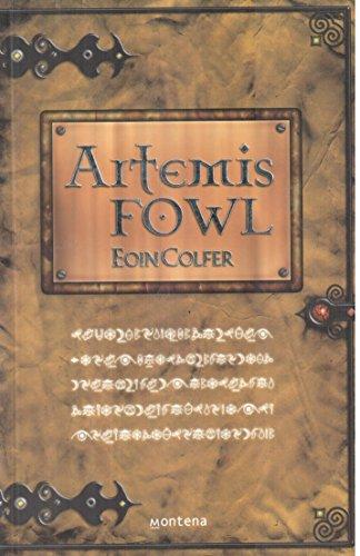 Artemis Fowl I por Eoin Colfer