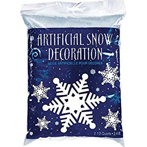 2 4l neige artificielle d coration de no l for Decoration de noel amazon