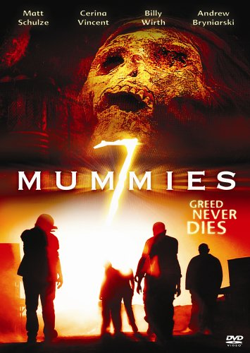 Bild von 7 Mummies [Import USA Zone 1]