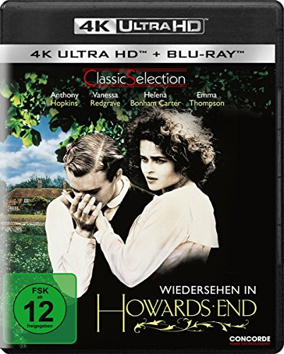 Wiedersehen in Howards End - Ultra HD Blu-ray [4k + Blu-ray Disc]