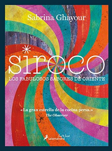 SIROCO (Sfun&Food) (Salamandra Fun & Food) por Sabrina Ghayour