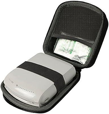 para Fujifilm Instax Share Smartphone Camera Photo Printer SP-1 SP1 EX D Impresora fotográfica almacenamiento viajar que lleva Caja Bolsa Fundas papr INSTAX Mini Instant Film por co2CREA